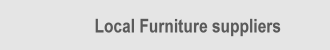 Local Furniture suppliers